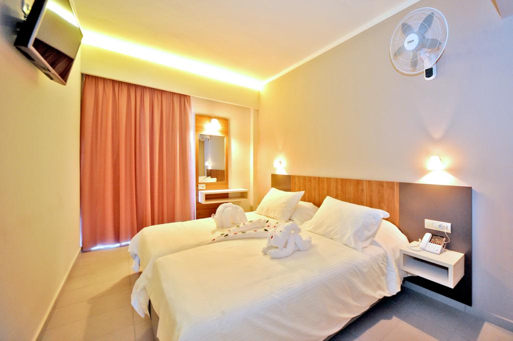 Suites – Apartments – Rooms